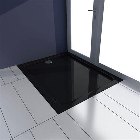 piatto doccia 90 x 70 articoli per piatto doccia rettangolare in abs nero 70 x