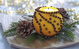Weihnachtsdeko Zum Selbermachen : bild 8 weihnachtsdeko selber machen leuchtende orange ~ Orissabook.com Haus und Dekorationen