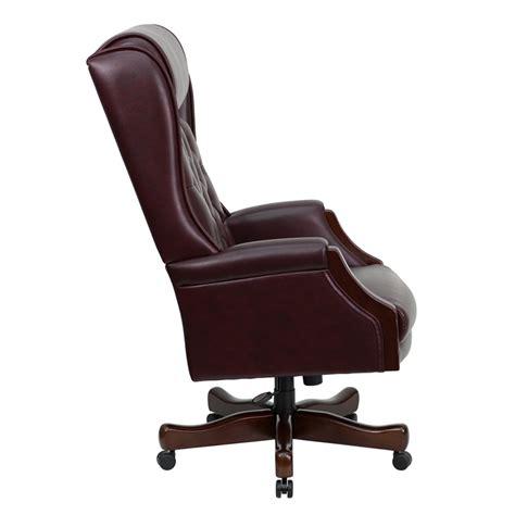 flash furniture high back traditional tufted burgundy