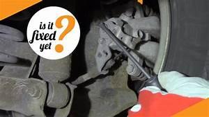 Problems With Handbrake Jamming - Peugeot 307 Sw  2005