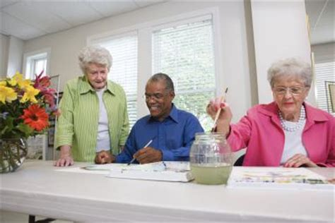 craft ideas  nursing home residents ehow uk