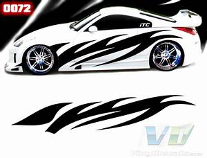 image gallery tribal car With automotive lettering decals