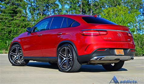 Gle 450 Mercedes 2016 in our garage 2016 mercedes amg gle 450 coupe