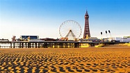 Blackpool's Central Pier celebrates 150 years of fun ...