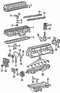 Engine For 2004 Chevrolet Trailblazer  Ls