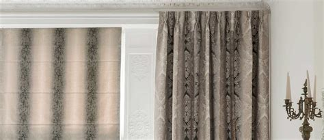Custom Draperies & Window Treatments  Rockville Interiors