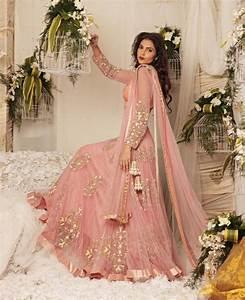 Pink Walima Bridal Dresses Pakistani 2017 Images With Price