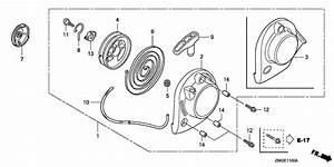 Honda Gx35 Parts Diagram