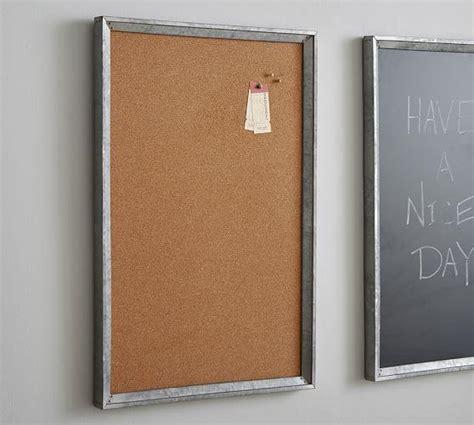 white  tan cork usa wall board