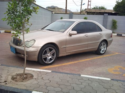 Mercedes C Class Sedan Modification by Binali76 2002 Mercedes C Classc240 Sedan 4d Specs