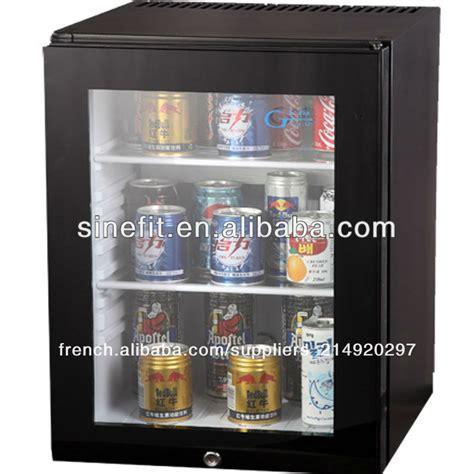mini frigo chambre chambre d 39 hôtel 40l mini frigo bar avec porte en verre