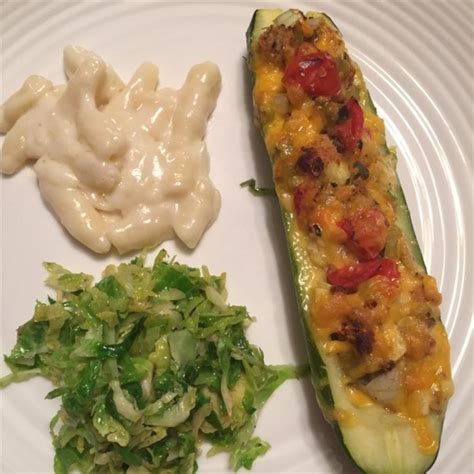 Zucchini Boat Recipes On The Grill by Zucchini Boats On The Grill Photos Allrecipes