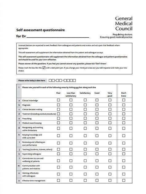 38+ Questionnaire Form In Pdf