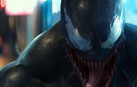 Venom Movie Epic Fan Art Depicts Tom Hardy's Symbiote