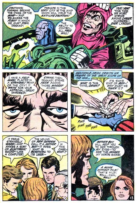 The New Gods #2 [1971] | Jack Kirby Comics Weblog
