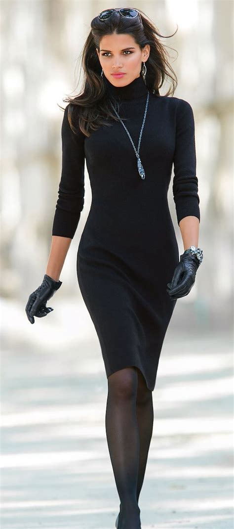 20 Stylish Black Outfit Ideas for Your Holidays - Outfit Ideas HQ