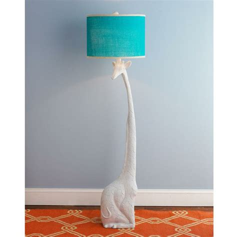 giraffe floor lamp         pinterest lamps