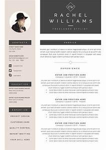 25 best ideas about Creative cv template on Pinterest