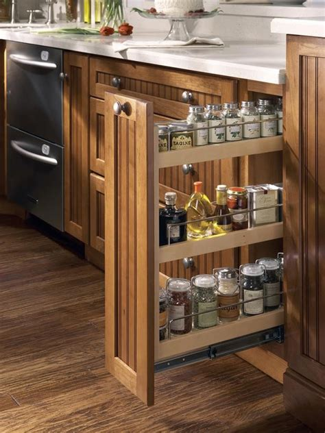 kitchen cabinet spice rack slide top kitchen remodeling trends for 2014 2014 7959