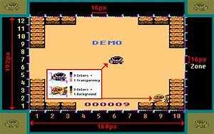Differences Between Atari 2600 And Atari 7800 Sprite