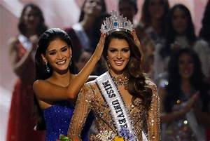 Miss Universe 2016 winner is Miss France Iris Mittenaere ...