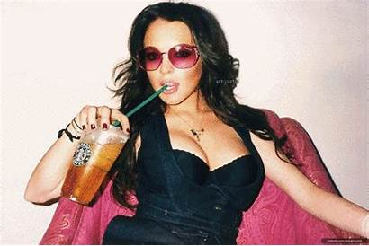 Lindsay Lohan Gifs Photoshoot Animated Buzzfeed Mean