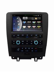 ANDROID IN DASH DOUBLE DIN GPS NAVIGATION RADIO FORD MUSTANG 10-13 2012 2013 | eBay