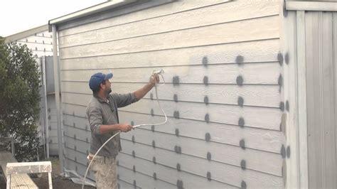 spray paint  house   paint sprayer sprayertalk