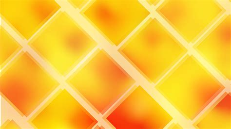 Abstract Orange Shapes by Orange Abstract Square Shape Background