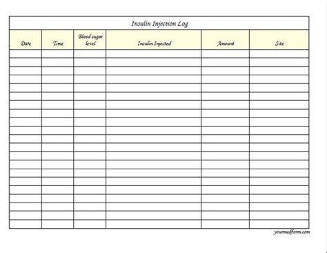 Fillable Digital Insulin Injection Log  Pdf Digital Health. Option To Extend Lease Form Template. Requesting A Meeting Letter Template. Under The Sea Flyer Template. Interview Questions For Marketing Director Template. Psychology Research Assistant Resumes Template. Positive Words For Resumes Template. Resume Objective Example General Template. Pay Off Multiple Credit Cards Calculator Template