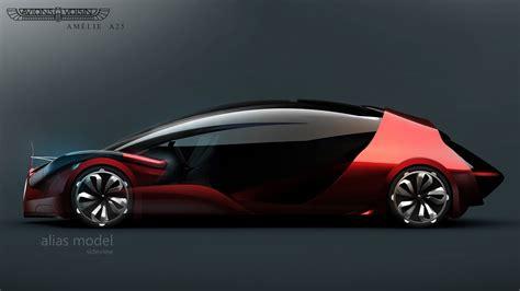 25 future cars you avions amélie a25 concept car body design