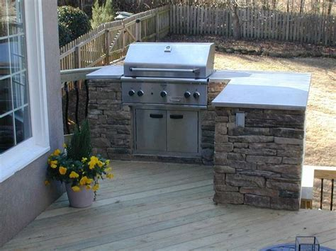Best 25+ Outdoor Grill Area Ideas On Pinterest