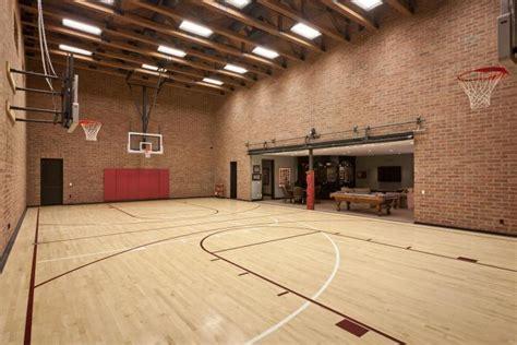scottsdale crib features  indoor basketball court