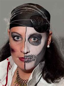 Zombie Schminken Bilder : halloween gesichter schminken oder maske kaufen perfekt schminken schminktipps vom profi ~ Frokenaadalensverden.com Haus und Dekorationen