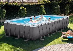Intex Frame Pool 549x274x132 : intex pools ultra frame rectangular swimming pool x x 24 x 12 x 52 ~ Yasmunasinghe.com Haus und Dekorationen