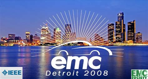 detroit metro convention visitors bureau ieee emc 2008 symposium