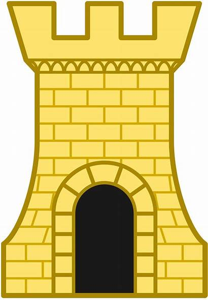 Svg Tower Heraldic Wikimedia Commons Pixels Wiki