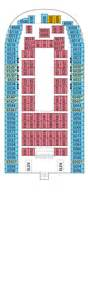 majesty of the seas deck plan 10 bahamas cruise sale australia