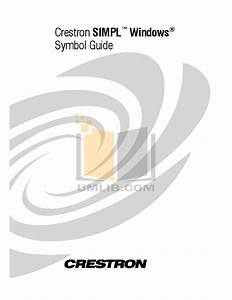 Download Free Pdf For Crestron Cnxrmc Room Solution Box
