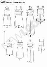 Jumpsuit Easy Pattern Romper Dresses Drawing Sewing Draw Patterns Sketch Sketches Designs Patternreview Drawings Line Sketchbook Pencil Kleider Short Boys sketch template