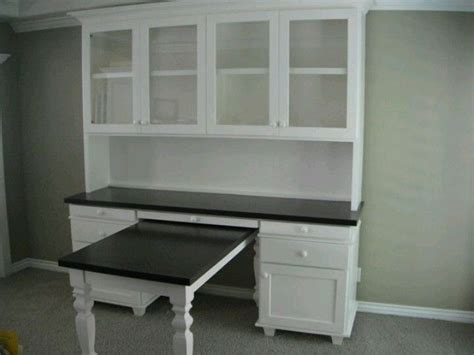 desk with slide out table desk hutch with pull out table stuff i 39 ve made or