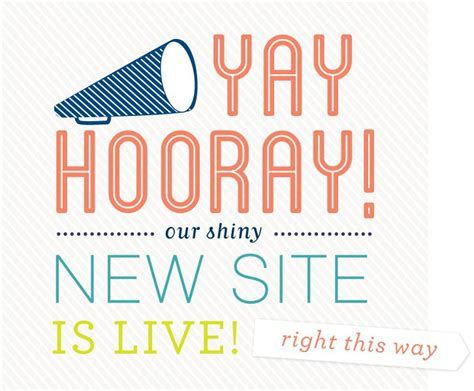 excited  announce  launch    website