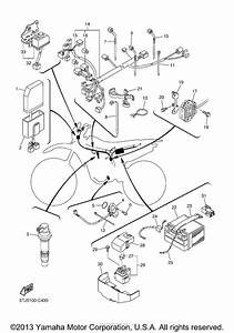 Electrical For 2004 Yamaha Wr450f Wr450