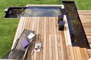Holzterrasse unterbau selber bauen 4 schritt anleitung for Terrasse bauen unterbau