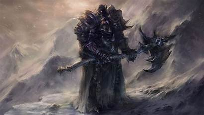 Orc Knight Death