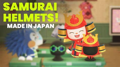 amazing samurai helmet   sisters shop animal