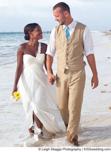 semi formal mens beach wedding attire sandy colored