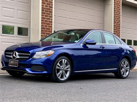 Quick review of the mercedes benz c300. 2017 Mercedes-Benz C-Class C 300 4MATIC Stock # 228784 for sale near Edgewater Park, NJ | NJ ...