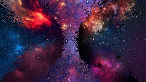 Galaxy Nova Space Shattered Spray Alternate Reality