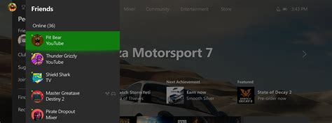 dark and light xbox one experience the new xbox one dashboard xbox